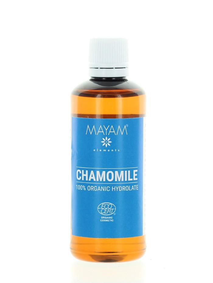 MAYAM Apa de Musetel Roman 100 ml 100% Organic Hydrolate imagine produs