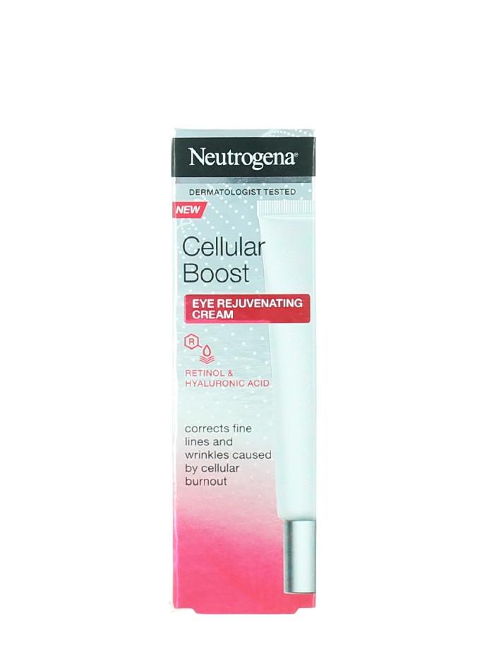 Neutrogena Crema pentru ochi 15 ml Cellular Boost imagine produs
