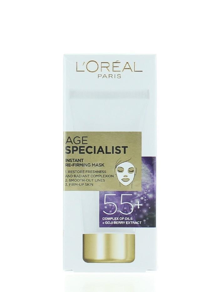 L'oreal Masca antirid pentru fata 50 ml Age Specialist 55+ imagine produs