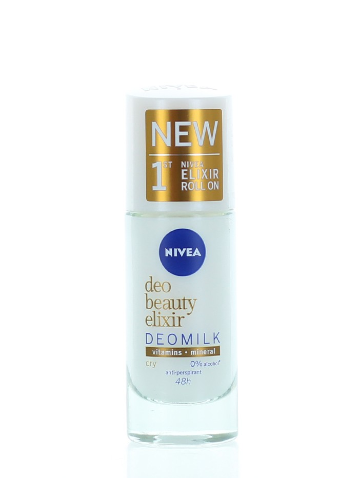 Nivea Roll-on 40 ml Beauty Elixir Dry imagine produs