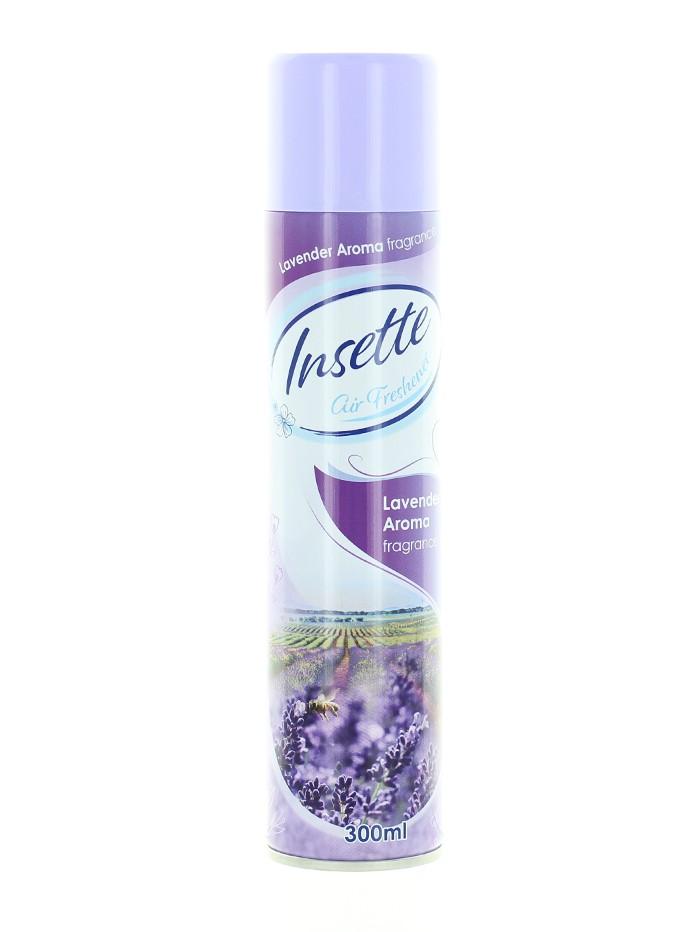 Insette Spray Odorizant camera 300 ml Lavender Aroma imagine produs