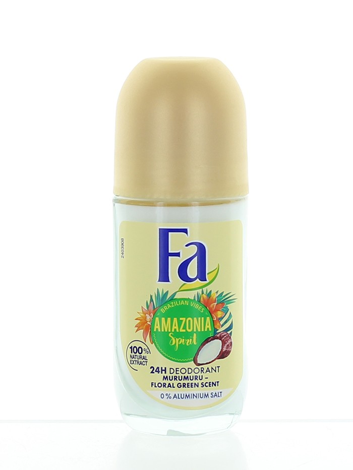 Fa Roll-on femei 50 ml Amazonia Spirit imagine produs