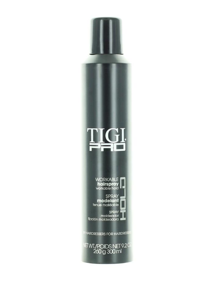 Tigi Pro Fixativ de par 300 ml Workable Hold imagine produs