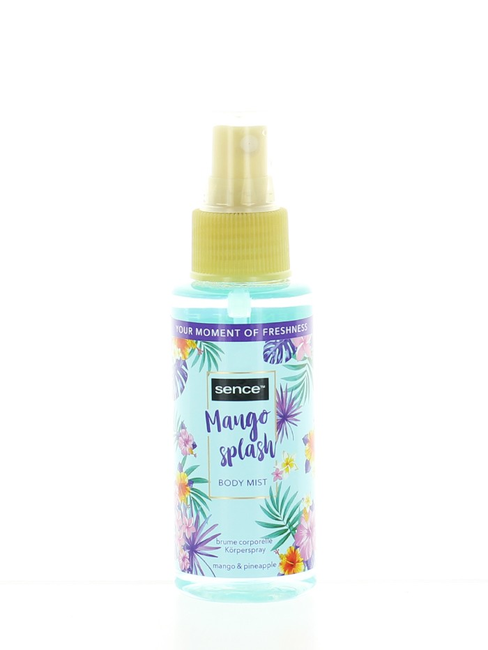 Sence Beauty Spray pentru corp 100 ml Mango Splash imagine produs
