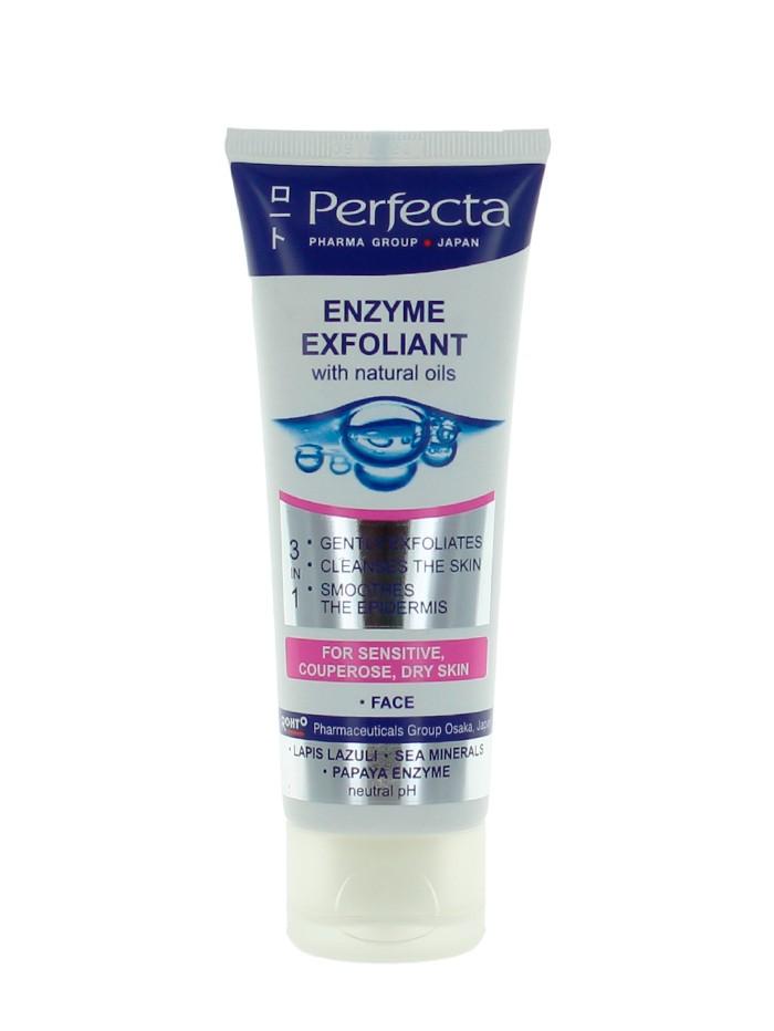 Perfecta Masca de fata exfolianta 75 ml Sensitive&Dry Skin imagine produs