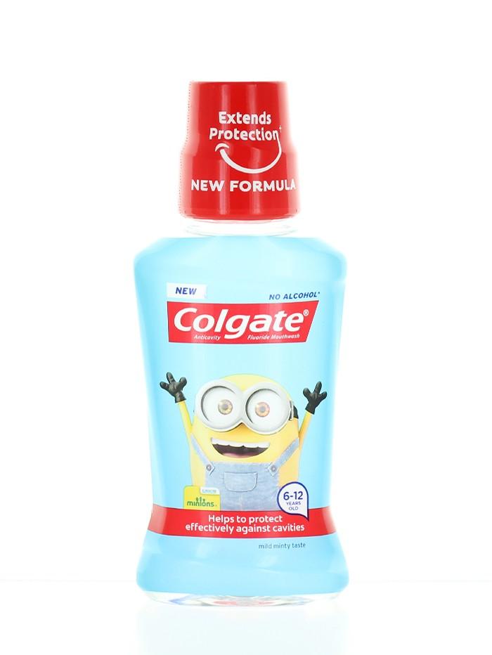 Colgate Apa de gura pentru copii 250 ml Minions imagine produs