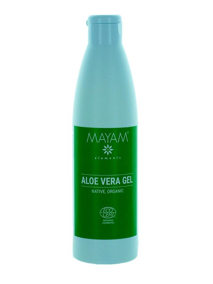 MAYAM Gel de Aloe Vera 250 ml Organic imagine produs