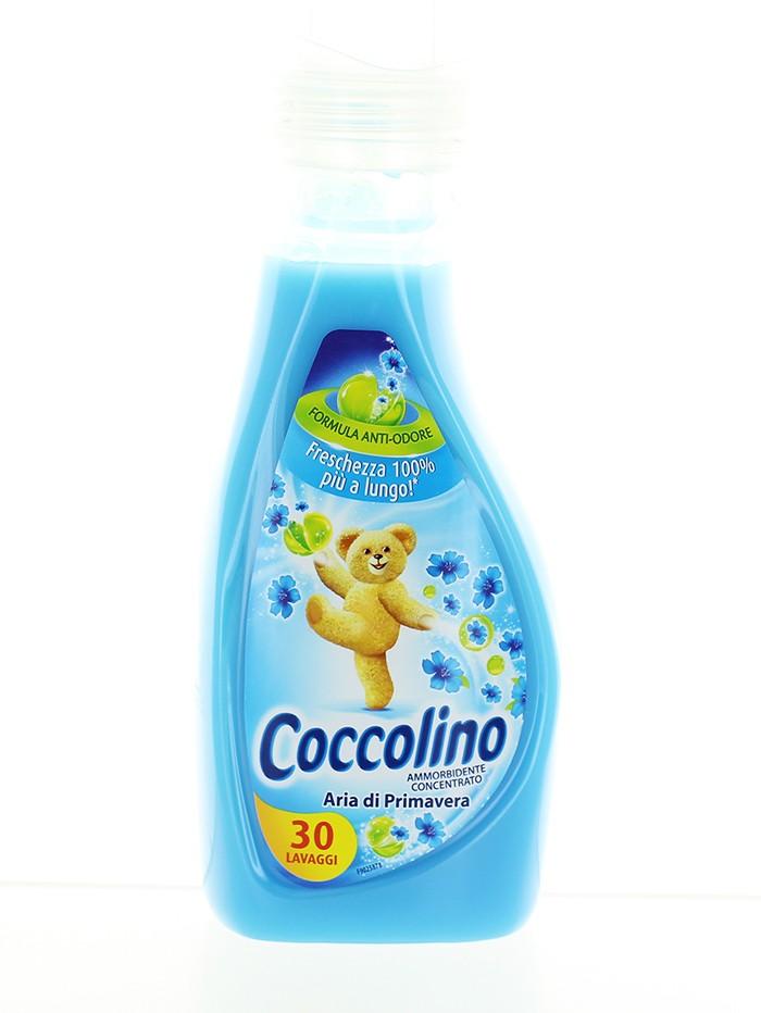 Coccolino Balsam de rufe 750 ml 30 spalari Aria di Primavera imagine