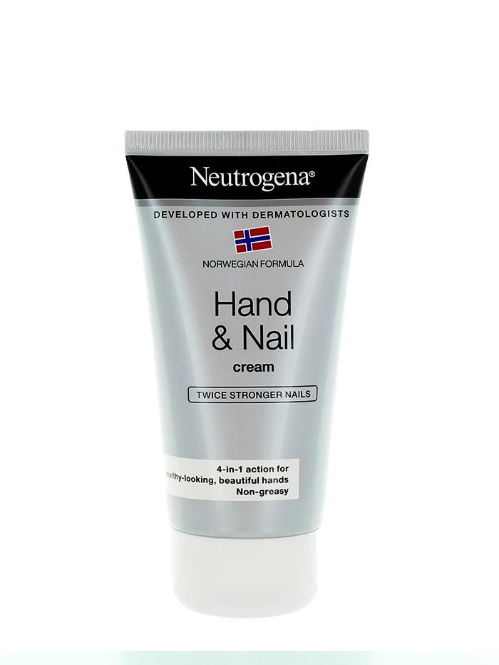 Neutrogena Crema de maini si unghii 75 ml 4in1 imagine produs
