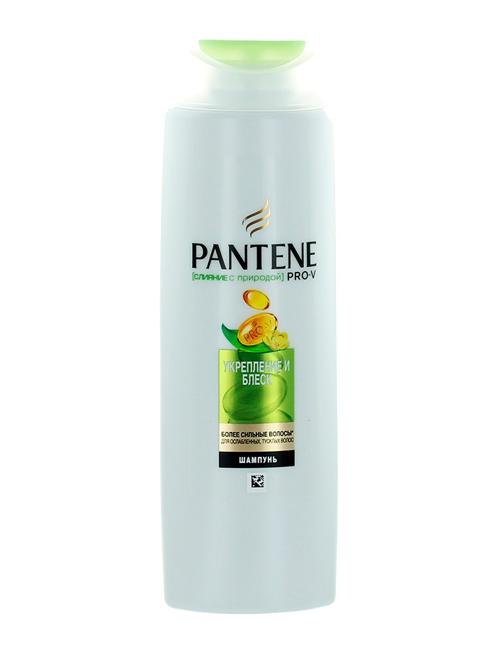 Pantene Sampon 250 ml Strength&Shine (cod:641) imagine
