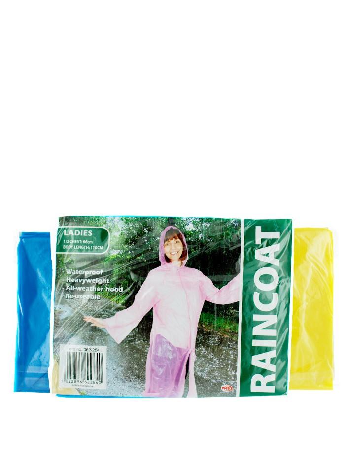 Pelerina de ploaie cu gluga pentru femei (mar:L)1 buc diverse culori imagine produs