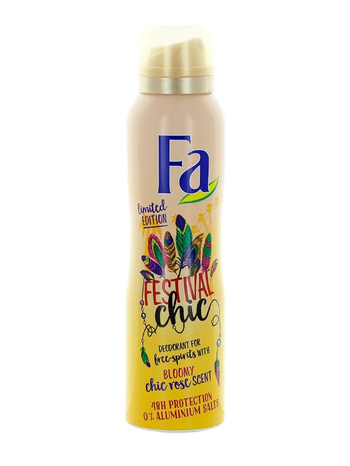 Fa Spray deodorant 150 ml Festival Chic imagine produs