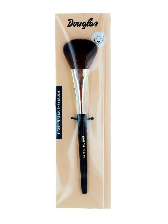 Douglas Pensula plata pentru fardul de obraz 1 buc Flat Blusher Nr.24 imagine produs