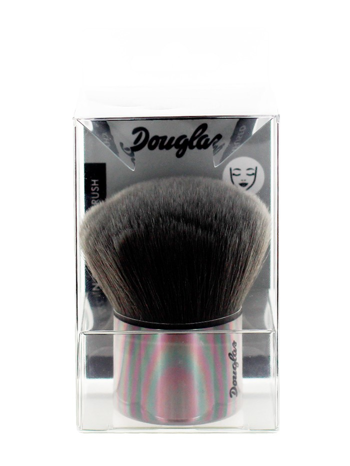 Douglas Pensula Kabuki 1 buc Nr.222 Charcoal Infused imagine produs