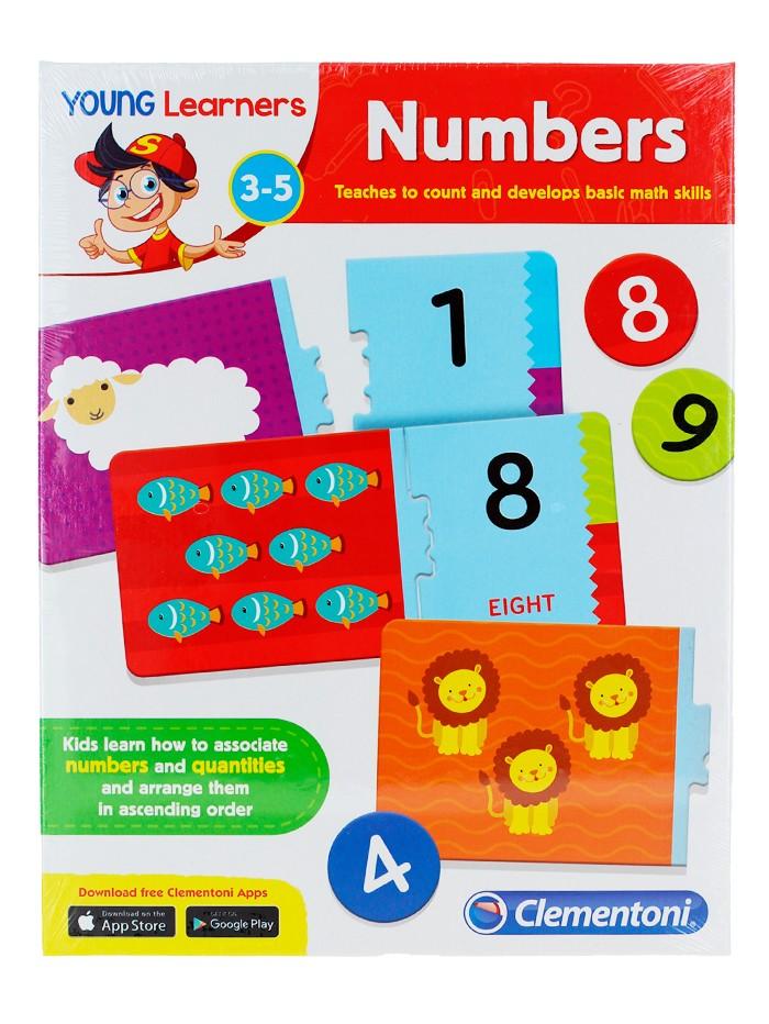 Clementoni Joc educativ cu numere imagine produs