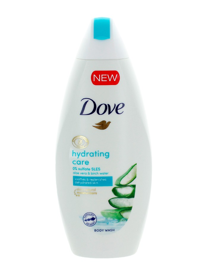 Dove Gel de dus 225 ml Hydrating Care imagine produs