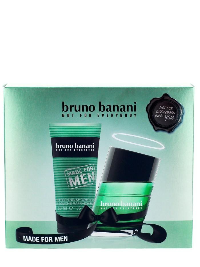 Bruno Banani Caseta Barbati:Parfum+Gel de dus 30+50 ml Everybody imagine produs
