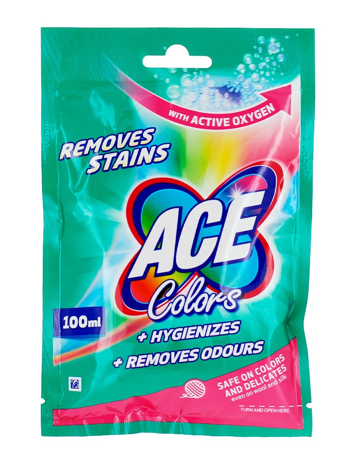Ace Detergent lichid scos pete 100 ml Color imagine produs