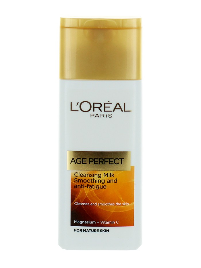 L'oreal Demachiant Lapte 200 ml Age Perfect imagine produs
