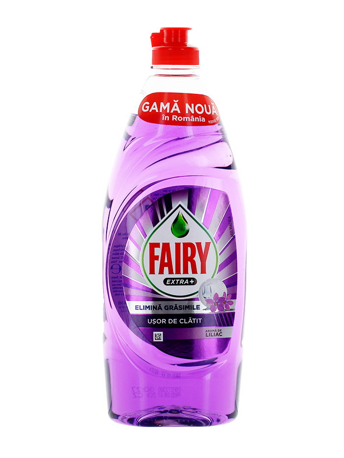 Fairy Detergent pentru vase 650 ml Liliac imagine produs