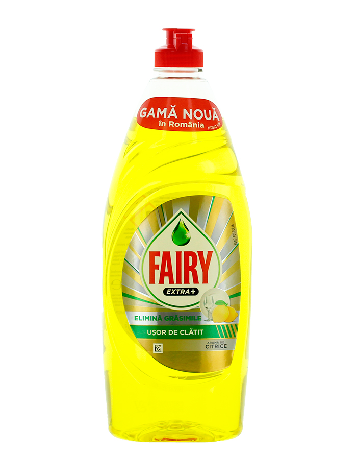 Fairy Detergent pentru vase 650 ml Citrice imagine produs