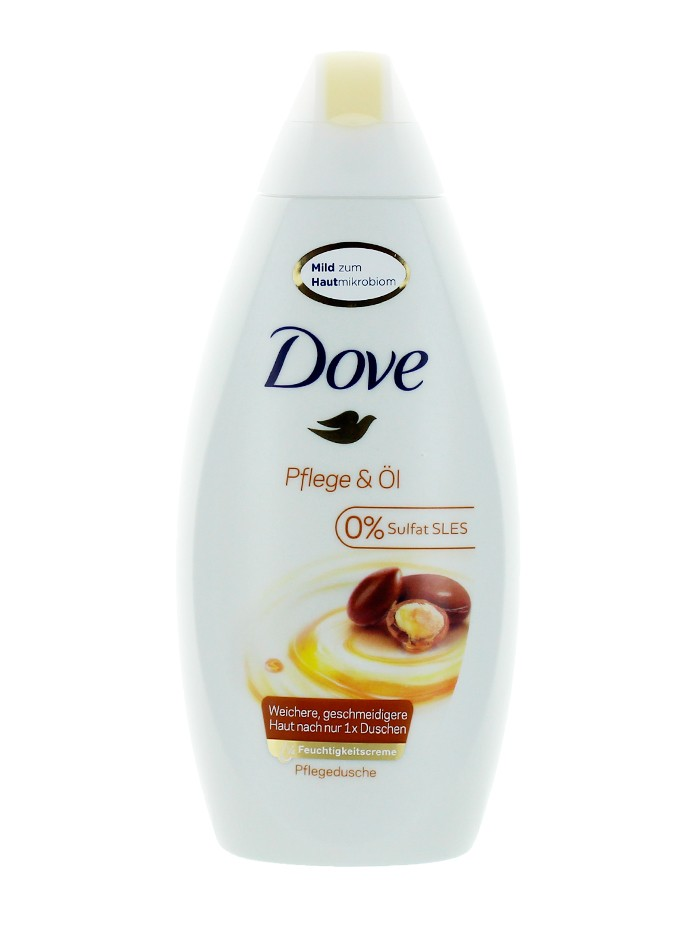 Dove Gel de dus 400 ml Pflege&Oil imagine produs