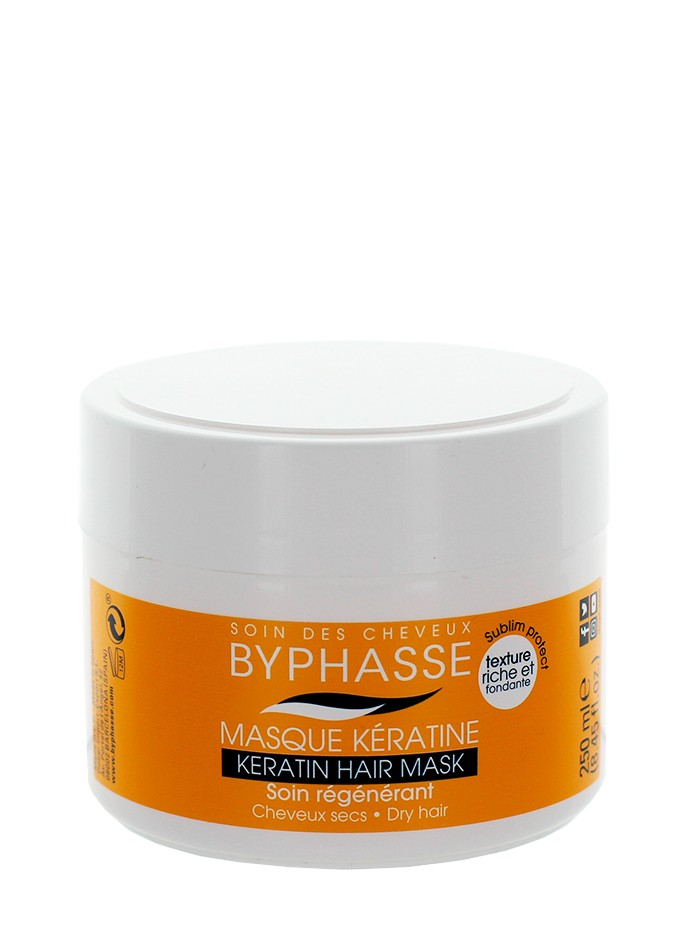 Byphasse Masca de par 250 ml Keratin imagine produs