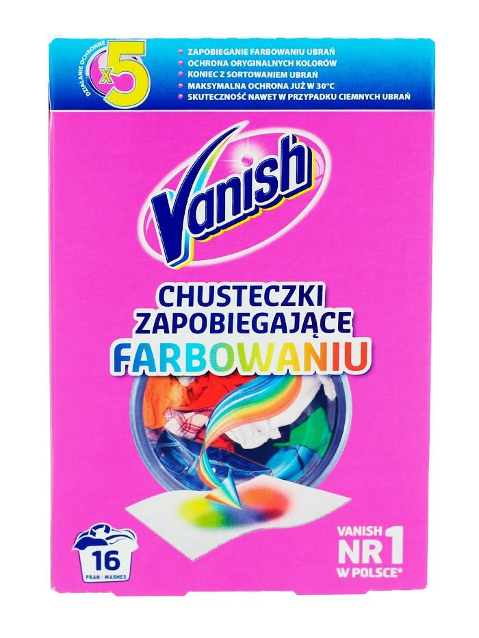 Vanish Absorbant de culoare 8 buc imagine produs