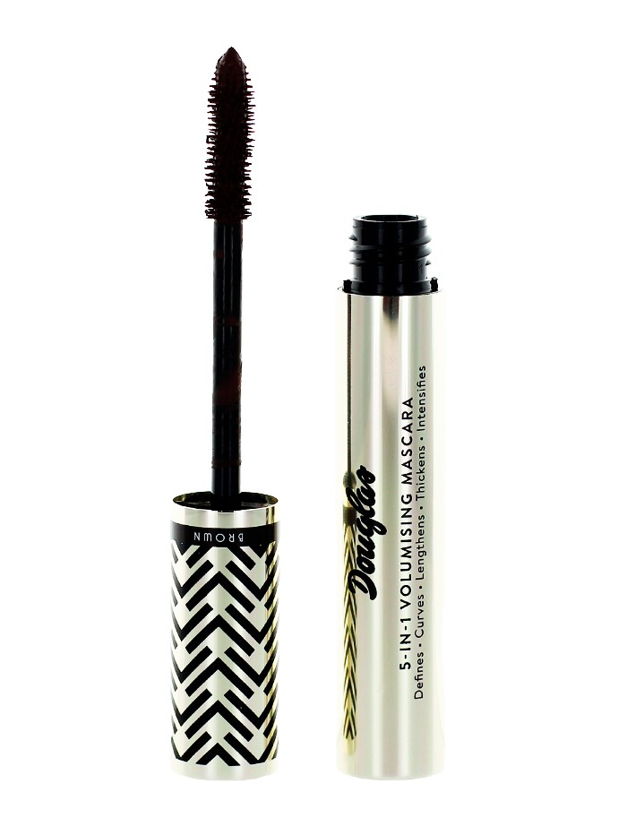 Douglas Mascara Exception'eyes 9 g 03 Brown imagine produs