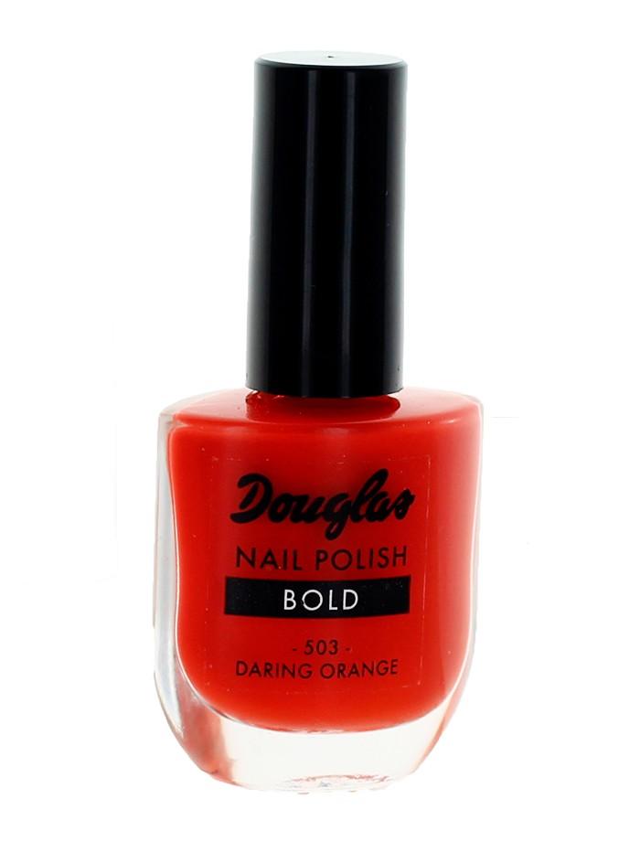 Douglas Lac de unghii 10 ml 503 Daring Orange imagine produs
