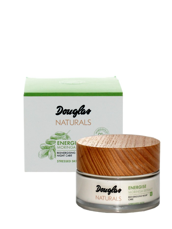 Douglas Crema de noapte regeneranta 50 ml Moringa Extract imagine produs