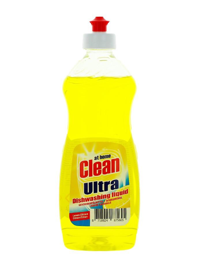 At Home detergent pentru vase 500 ml Lemon imagine produs