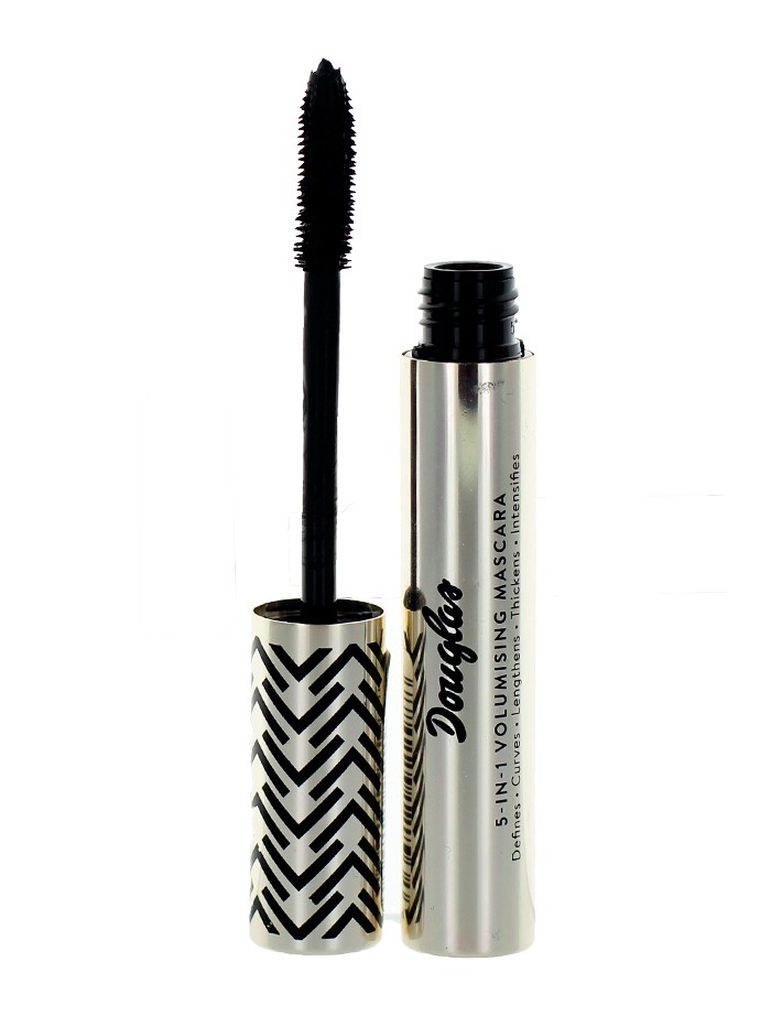 Douglas Mascara Exception'eyes 9 g 01 Black imagine produs