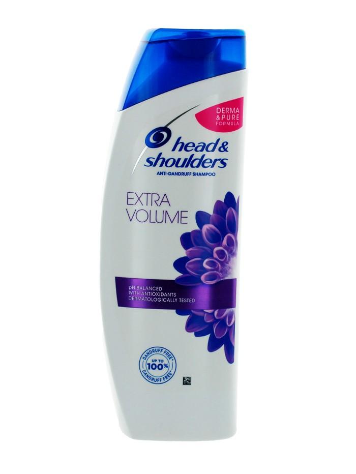 Head & Shoulders Sampon 360 ml Extra Volume imagine produs