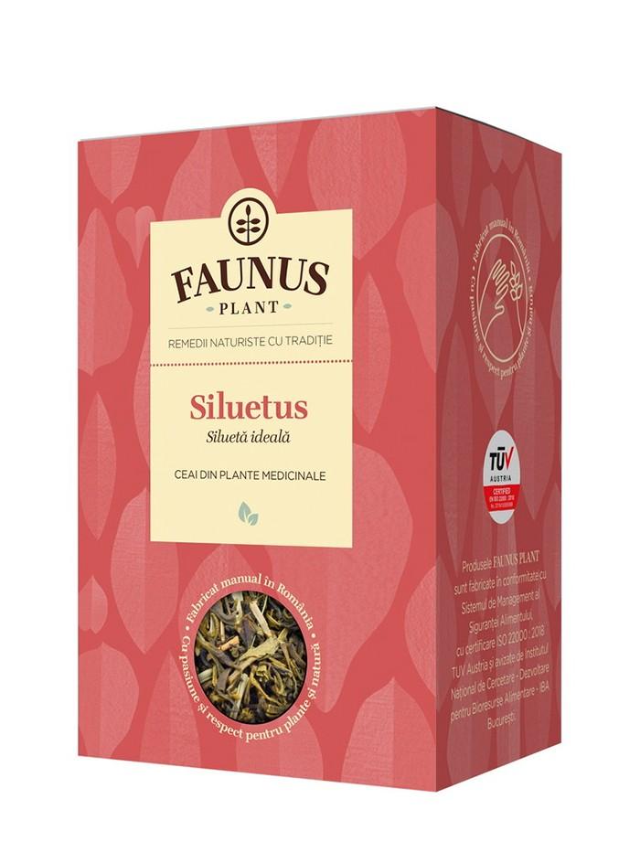FAUNUS Ceai Siluetus 90 g (Silueta ideala) imagine produs