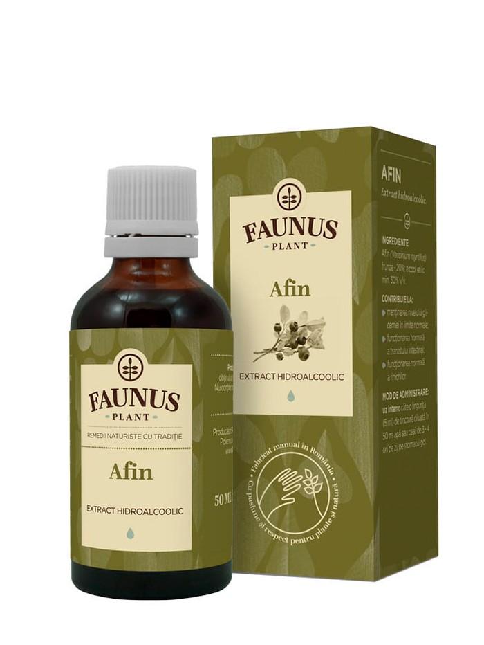 FAUNUS Tinctura Afin 50 ml imagine produs