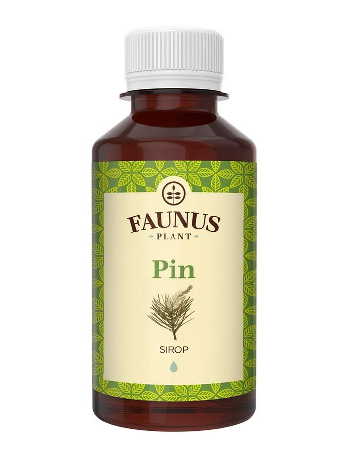 FAUNUS Sirop Pin 200 ml imagine produs