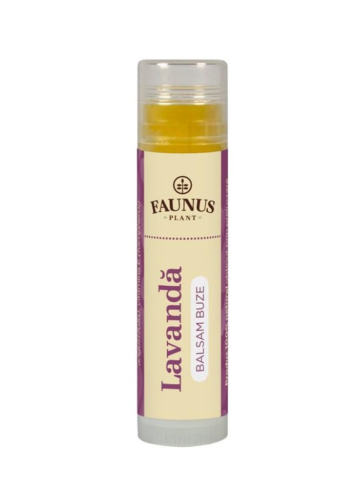 FAUNUS Balsam de buze 5 ml Lavanda imagine produs