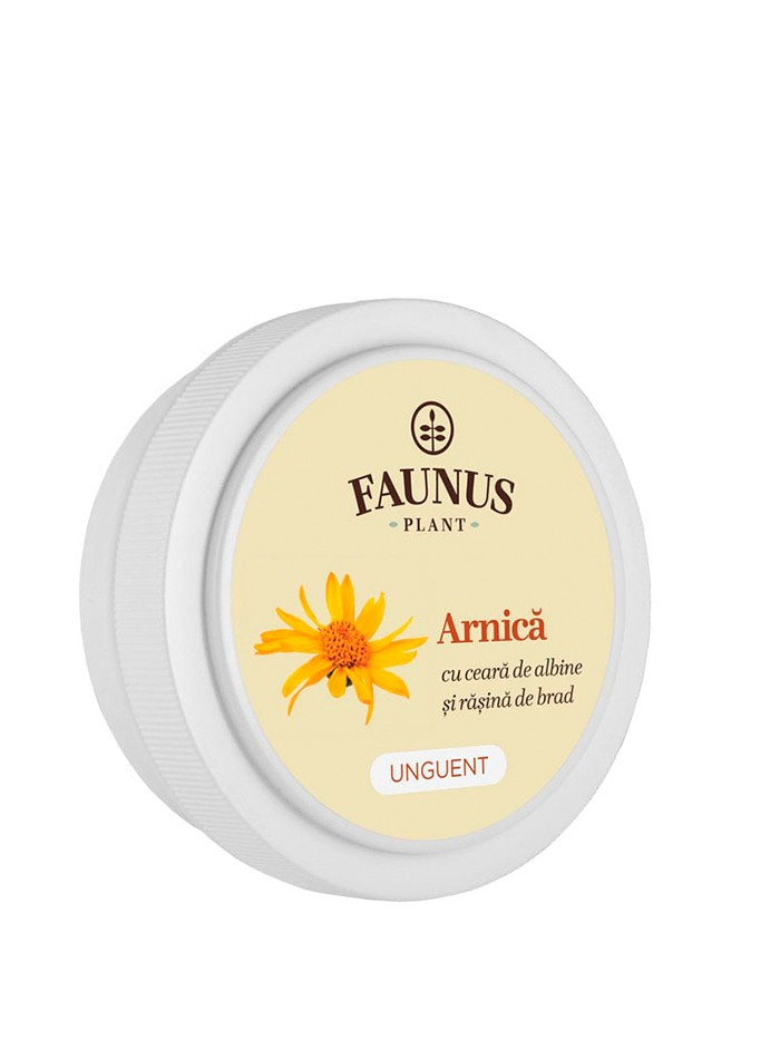 FAUNUS Unguent Arnica 20 ml imagine produs