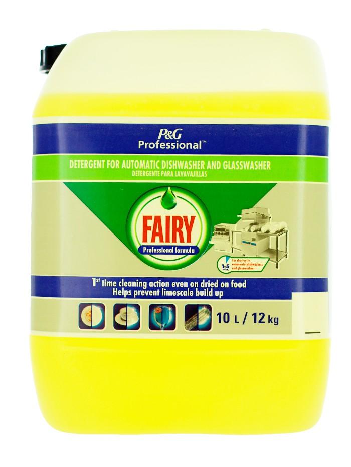 Fairy Detergent Professional pentru masina de spalat vase 10 L imagine produs