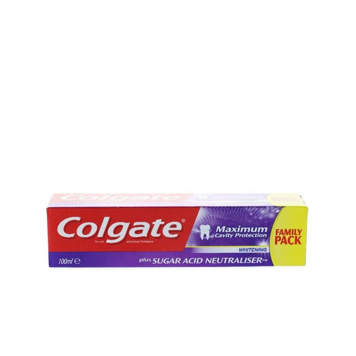 Colgate Pasta de dinti 100 ml Maximum Cavity Protection Whitening