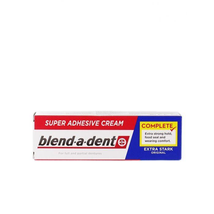 Blend-a-dent Adeziv lipit proteza 47 g Extra stark original