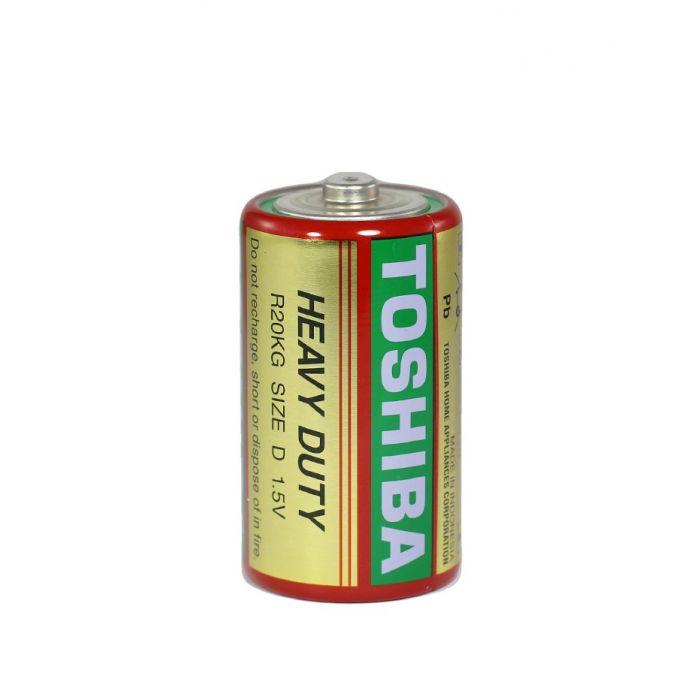 Toshiba Baterie R20 2 buc