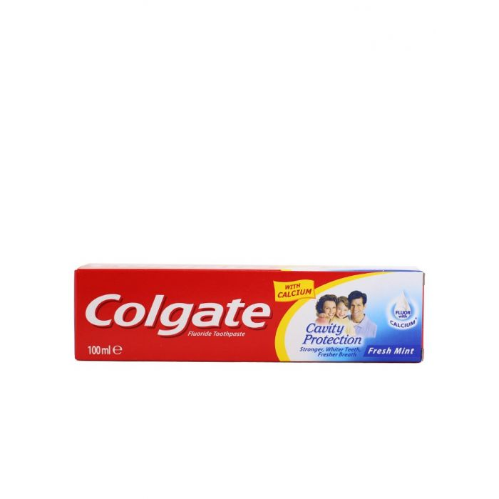 Colgate Pasta de dinti 100 ml Cavity Protection Fresh mint
