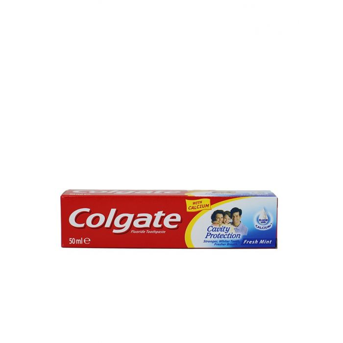 Colgate Pasta de dinti 50 ml Cavity Protection Fresh mint
