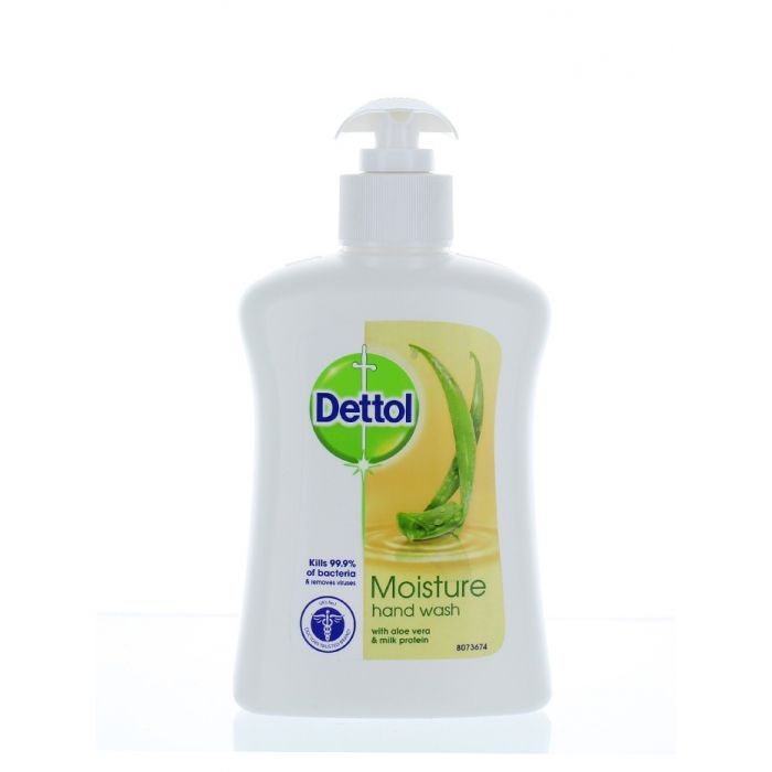 Dettol Sapun lichid cu pompa 250 ml Moisture
