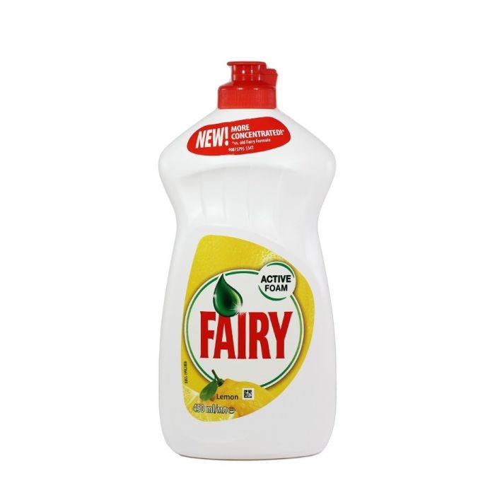Fairy Detergent pentru vase 450 ml Lemon