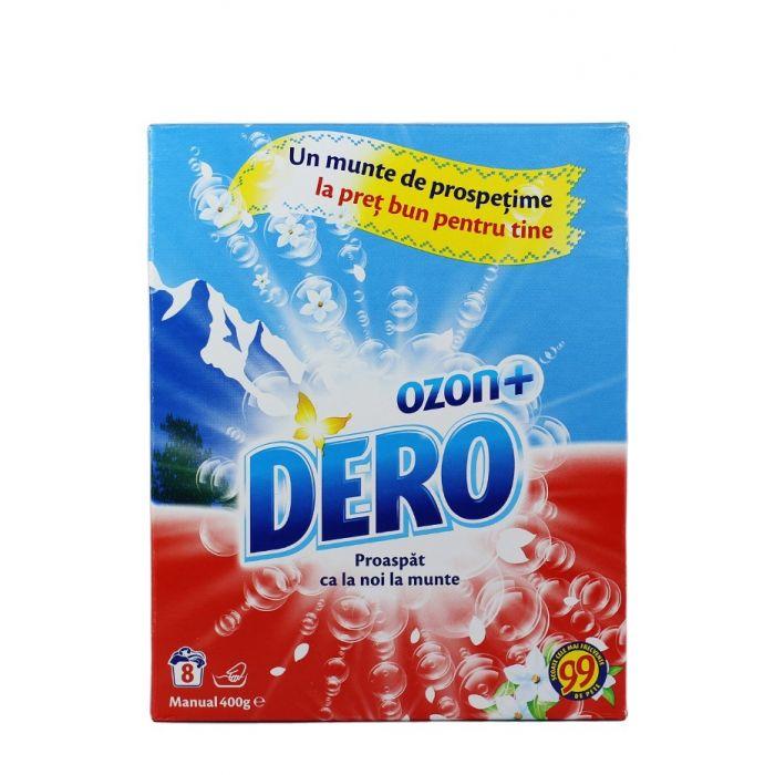 Dero Detergent manual 400 g Ozon+
