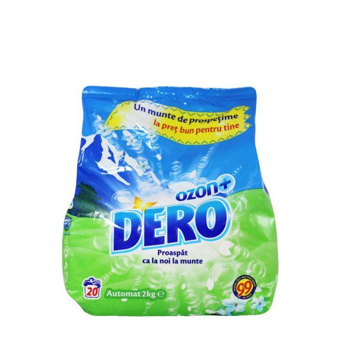 Dero Detergent automat 2 kg Ozon+