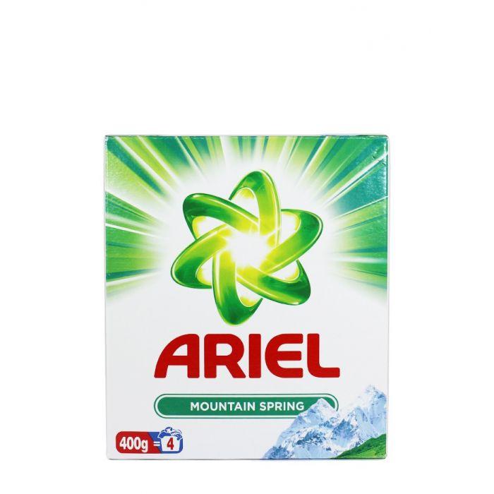 Ariel Detergent automat in cutie 400 g Mountain Spring 4 spalari